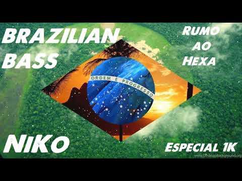 SET BRAZILIAN BASS Junho 2018 Vintage Culture KVSH Illusionize ESPECIAL1K RumoAoHexa