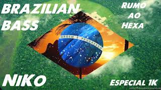 [SET] BRAZILIAN BASS (Junho 2018) Vintage Culture, KVSH, Illusionize #ESPECIAL1K @RumoAoHexa