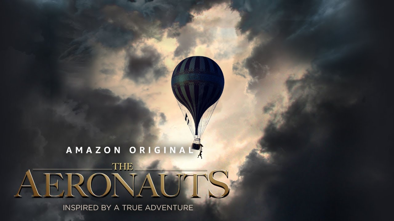The Aeronauts trailer met Eddie Redmayne