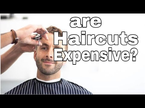 Why Are Haircuts So Expensive  ?