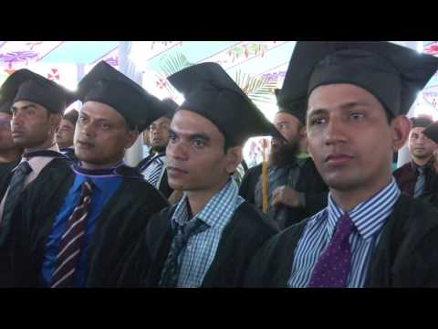 4th Convocation of Bangladesh Open Uiversity--স্বপ্ন পূরনের