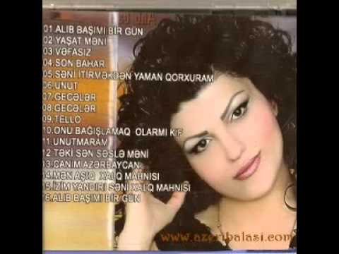 Bahar Letifqizi - Geceler (Slide show)