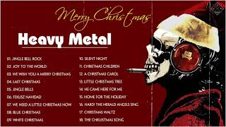 ⛄ Merry Heavy Metal Christmas Songs 2022 ⛄ The Best Of Christmas Metal Songs Of All Time ⛄