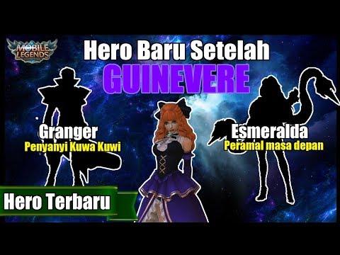 download MANTUL !! HERO BARU SETELAH GUINEVERE, GRANGER PENYANYI KUWA KUWI DAN ESMERALDA