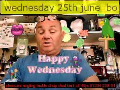 fresh lugworm daily @pleasure angling tackle & bait shop deal kent 25th june