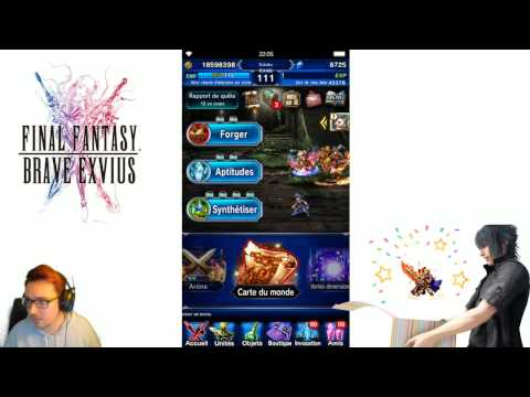 ANALYSE Yun, Ling & Xiao - Final Fantasy BRAVE EXVIUS