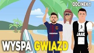 WYSPA GWIAZD! Piłkarskie wakacje! #1