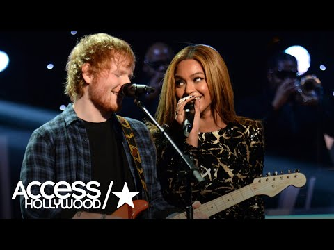 Ed Sheeran & Beyoncé Collaborate On...