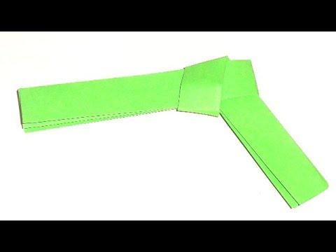 How to Make Easy Simple Paper Origami Gun | Pistol Tutorial | Paper Revolver | DIY  🔥🔥🔥