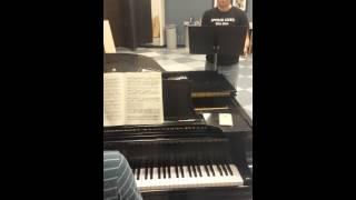 Ten. Steven Huh (JeongMin)- Di rigori armato il seno (Piano. Grant Jones)