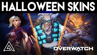 Overwatch | All New Halloween Skins, Emotes & Victory Poses