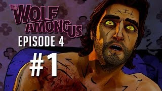 The Wolf Among Us Episode 4 Walkthrough Part 1 - In Sheep