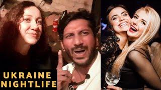 Wildest Night in Ukraine | Kyiv Nightlife With Beautiful Girls | In Hindi