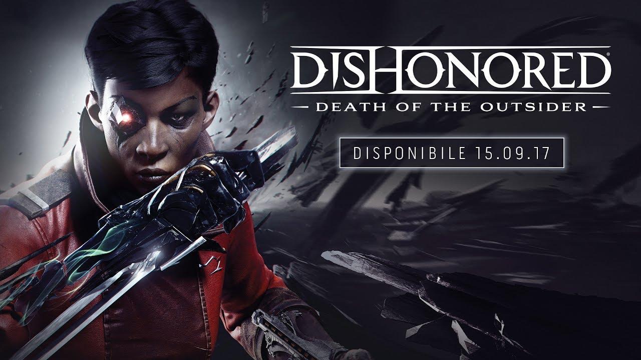 Risultati immagini per dishonored la morte dell'esterno