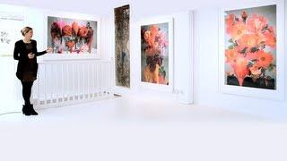 SHOWstudio: Nick Knight: Flora Exhibition Walkthrough