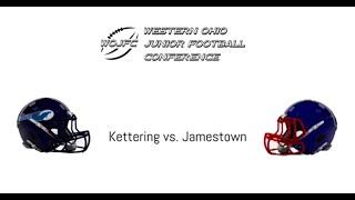 WOJFC Bantam Championship game: Kettering v. Jamestown