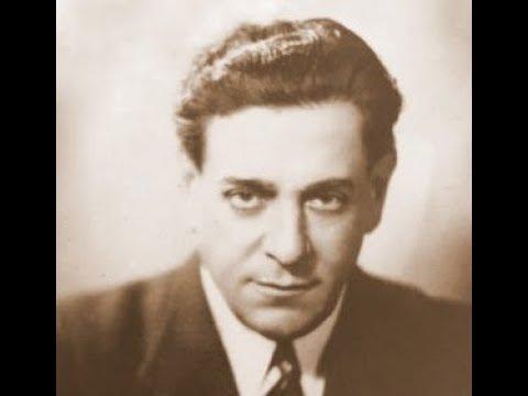 Tito Schipa - Lamento di Federico (Pathé recording)