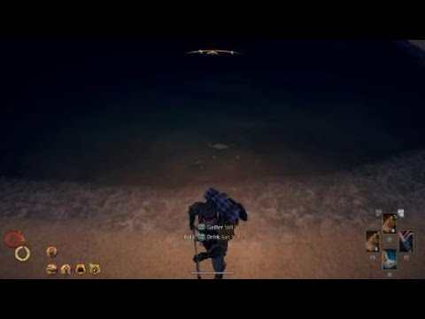 Outward fishing harpoon not working after patch update 1 04