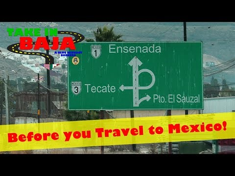 Mexico/Before you travel to Mexico