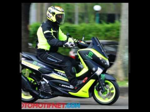 Variasi Warna Motor Yamaha  paling bagus