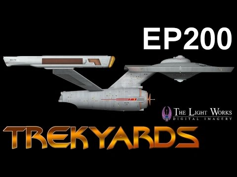Trekyards EP200 - Phase 2 Enterprise (The Light Works)