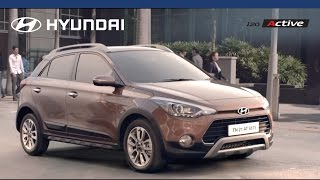 Hyundai | i20 Active | Live Active | Television Commercial (TVC) - Your Active Companion