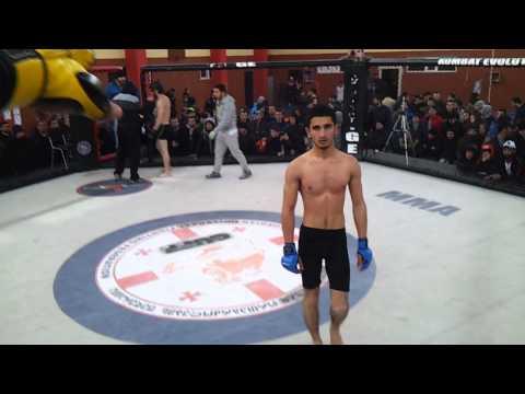 Salimov Royal AZE vs Georgia MMA