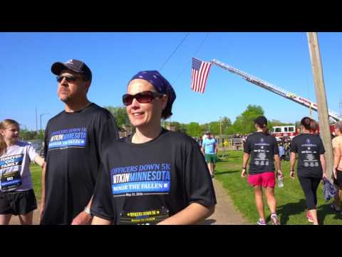 Officers Down 5K - Aitkin MN