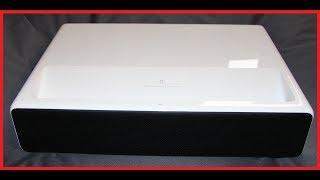 Xiaomi Mi Ultrakurzdistanz Laser Beamer --  2018