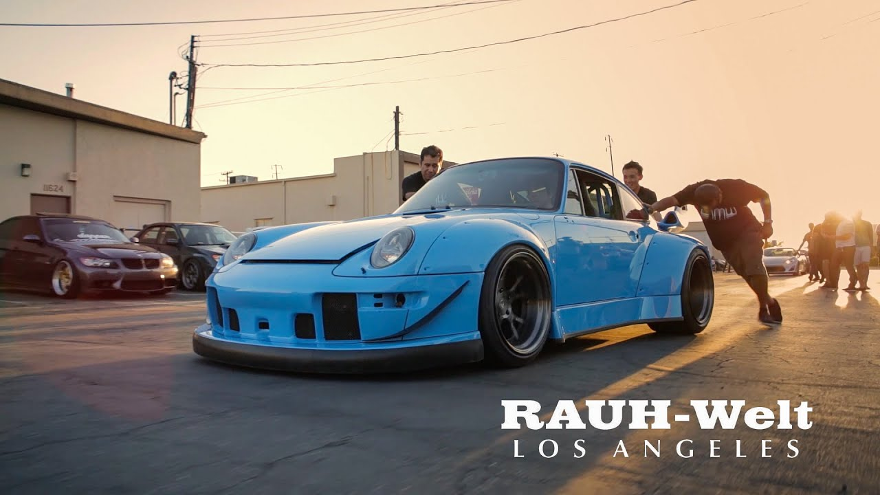 Rwb 4k Wallpaper: RWB Los Angeles #1 Build