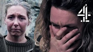 Sisters Break Down in Tears After Fight Brings Up Abusive Past | SAS: Who Dares Wins