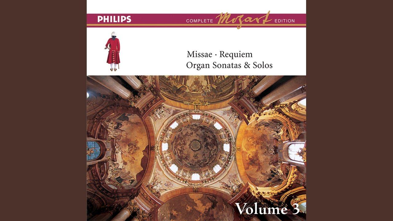 Credo - No. 3 from Missa Brevis