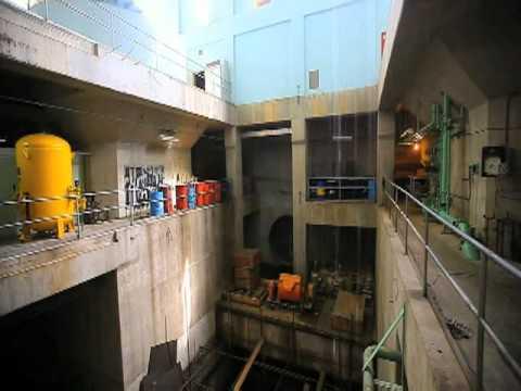 Kajaki Dam Primary Switch Center Installation