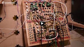 Superbooth 2017 - Bastl Instruments Kong Module, DUDE Mixer, THYME - Demo
