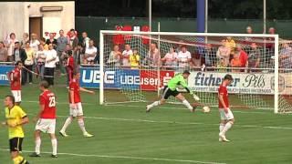 VfB Hüls gegen Borussia Dortmund