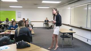 Every Girls Guide to College Speech Teaser
