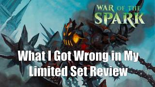 What I Got Wrong in My War of the Spark Limited Review