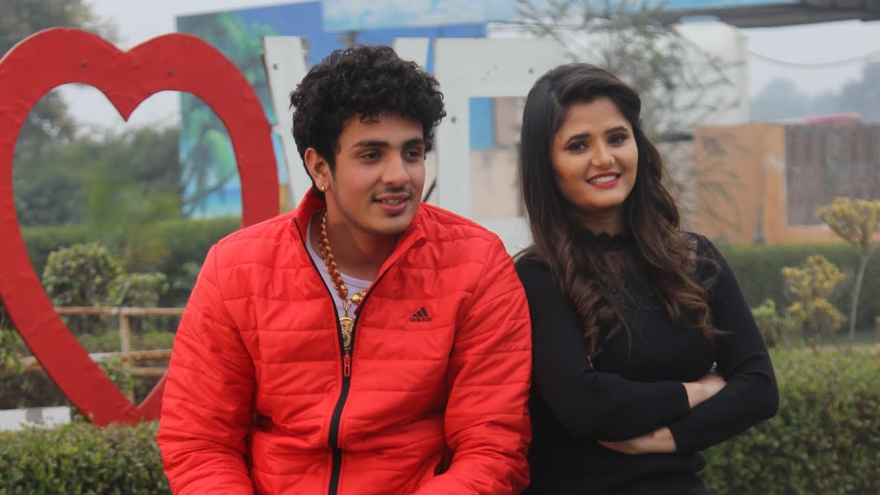 Anjali Raghav Diler Kharkiya New Song Promotion..Lilo Chaman