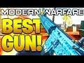 BEST GUN IN MODERN WARFARE M4A1 BEST CLASS SETUP! BEST ASSAULT RIFLE CLASS SETUP MODERN WARFARE M4A1
