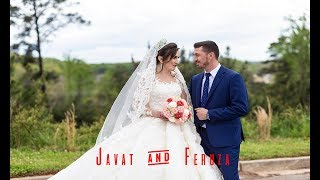 javat feruza wedding film