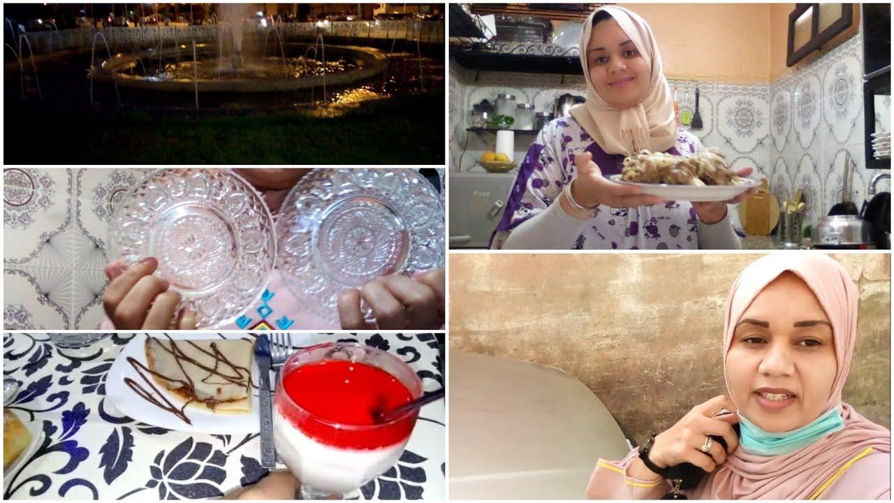شوفو الحداكة والخوف مبقاش👏خرجت فوجت الوليدة برعتها ❤️تهلاي في الوليدين/مشترياتي غير ب 3 دراهم