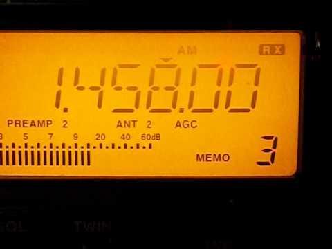 1458 khz  - Radio Gibraltar