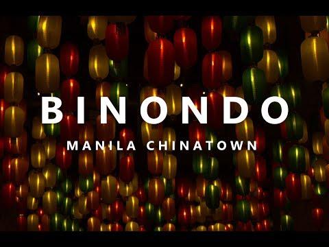 4. EXPLORING BINONDO (CHINATOWN) - MANILA PHILIPPINES