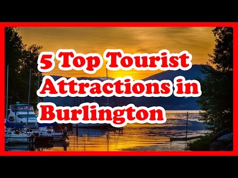 5 Top Tourist Attractions in Burlington, Vermont | US Travel Guide