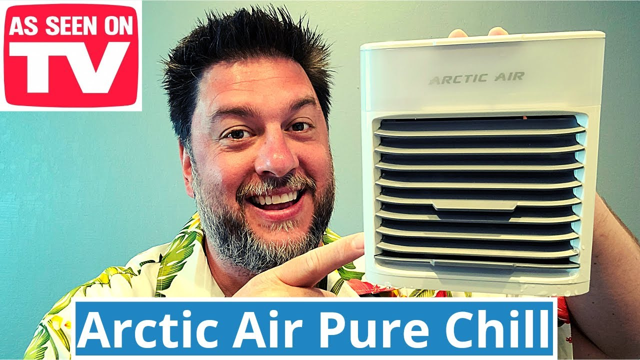 Download ❄ Arctic Air Pure Chill review: is this a personal air conditioner?