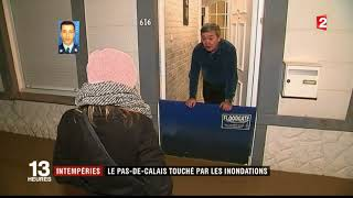 INONDATION PAS-DE-CALAIS 14.12.2017