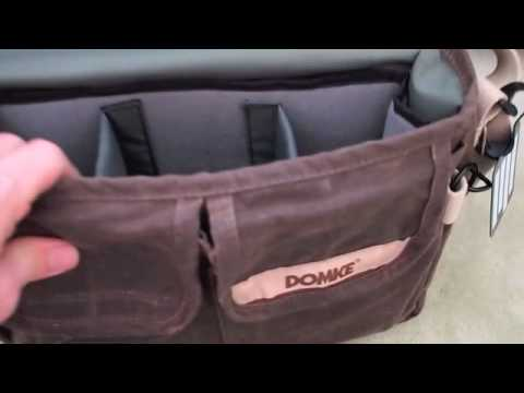 The Domke F-803 Camera Bag Preview - YouTube 667aff0432
