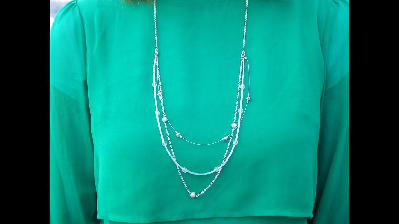 Elegant Long Necklaces
