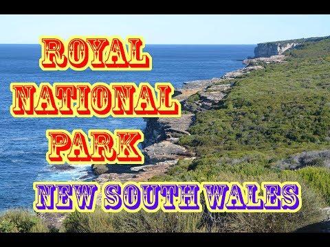 Royal National Park - New South Wales