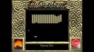Broken Sword installation program